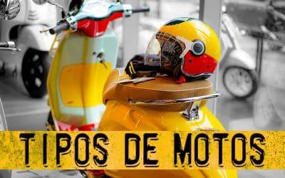 Tipos de moto: Qué tipo casco elegir para cada motocicleta